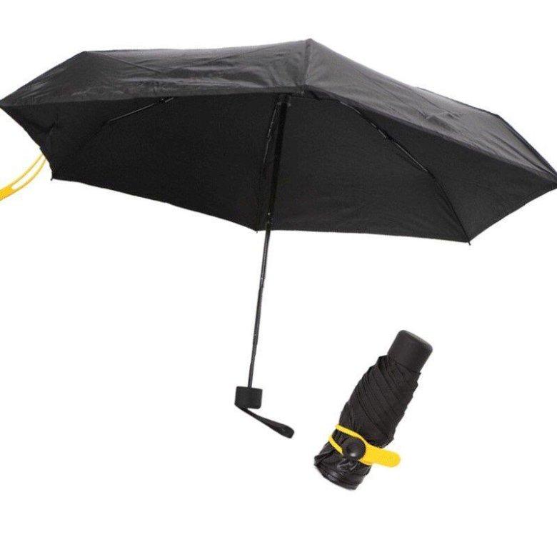 Универсальный карманный зонтик Mini Pocket Umbrella в Шахтах