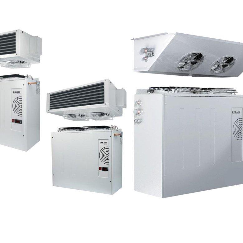 Преимущества холодильных сплит систем