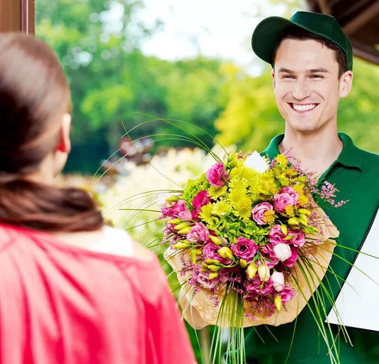 Стоимость доставка цветов курьером по москве, комнатные растения