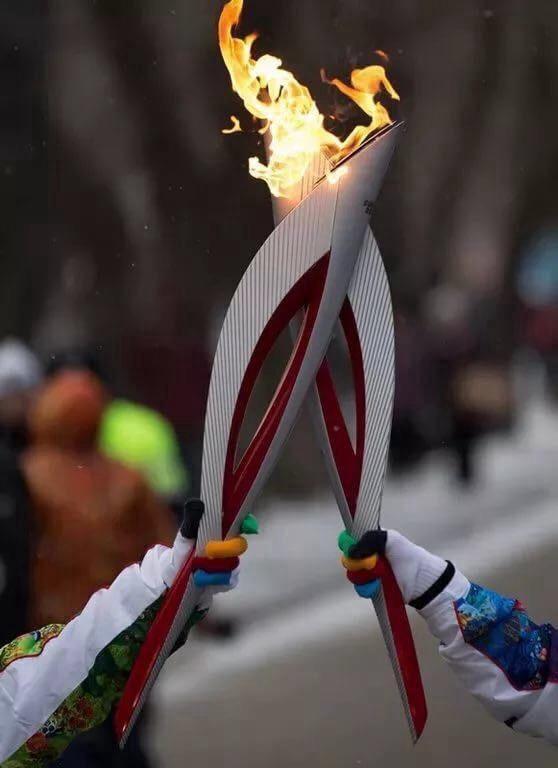 олимпийского факела в картинках всякий случай стоит