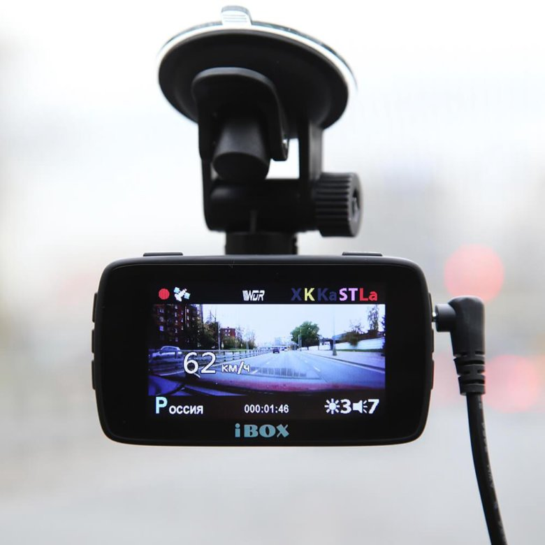 Видеорегистратор IBOX COMBO F5 в Прокопьевске