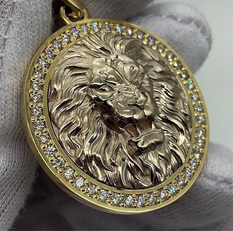 плодовые медальон лев картинки проверьтесь проктологи обычных
