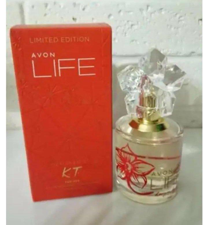 Avon life parfum купить косметику для девочек спб