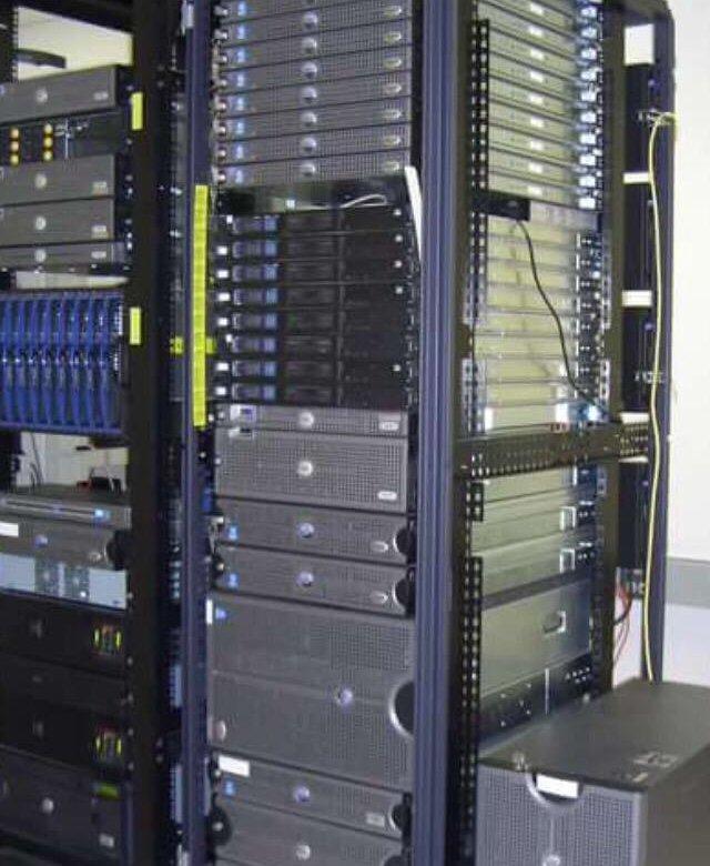 Несколько преимуществ наличия серверной сети