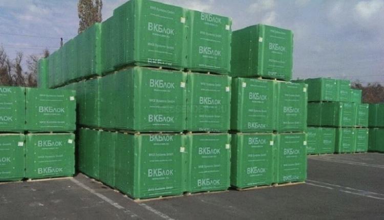 сколько блоков в упаковке