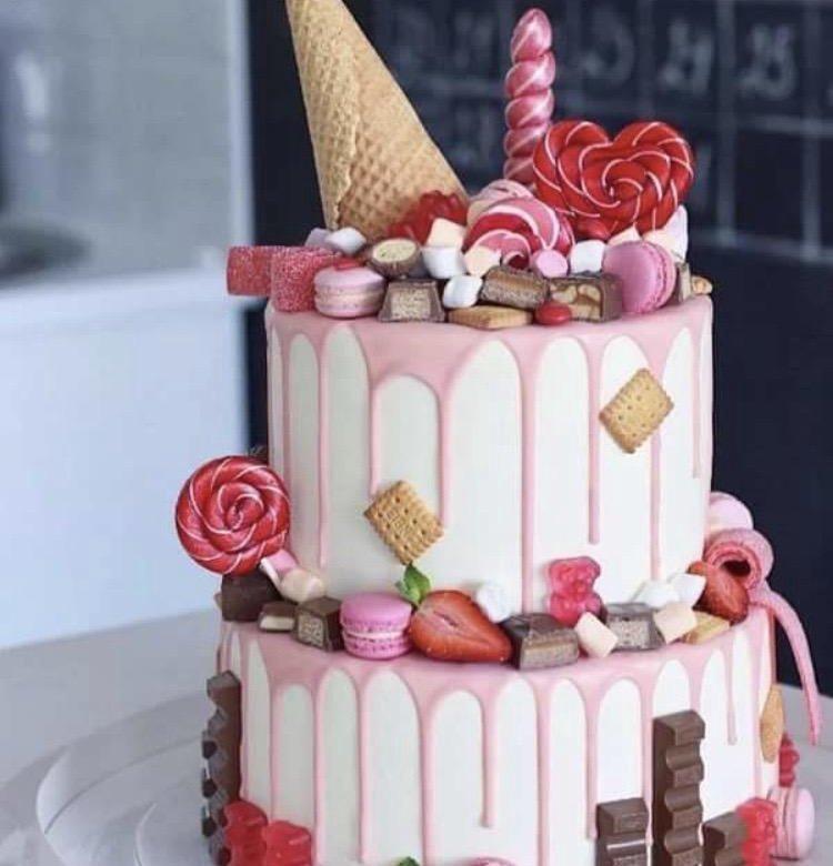кляйн, торты фото самые красивые для дня рождения территории
