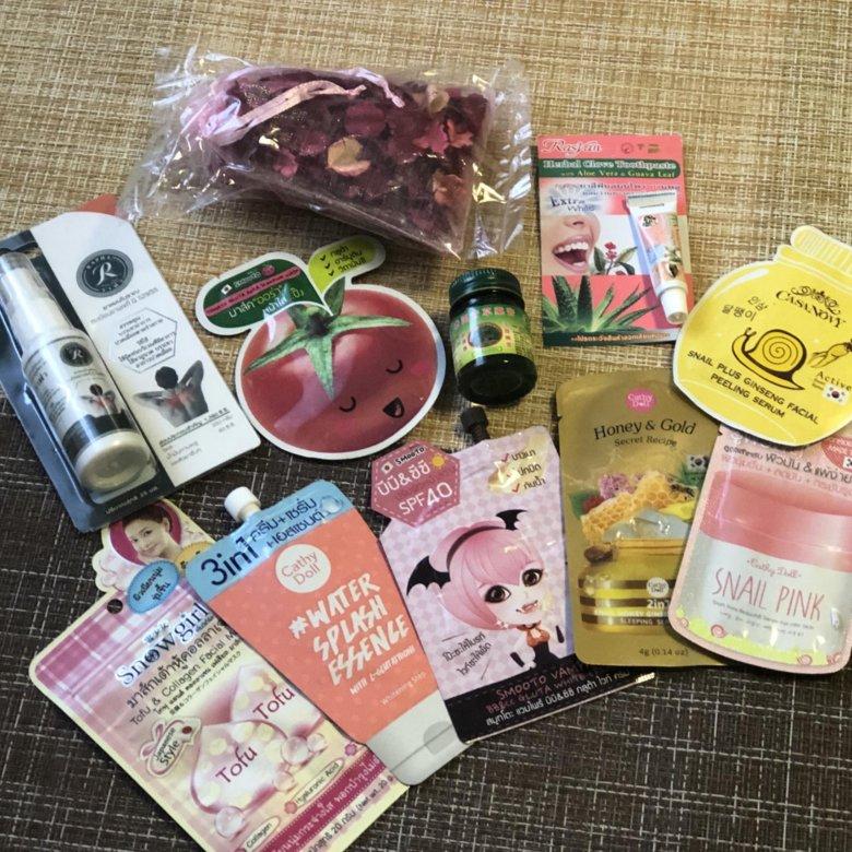 Купить тайскую косметику в калининграде эйвон лук