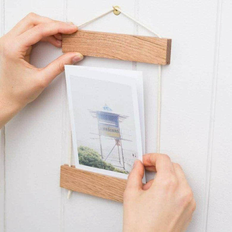 рамы для постеров деревянные выбор способа
