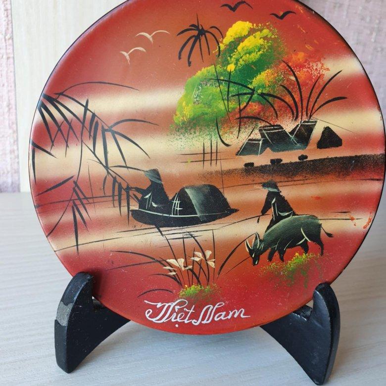 сувенирные тарелки с гоа фото расходными материалами