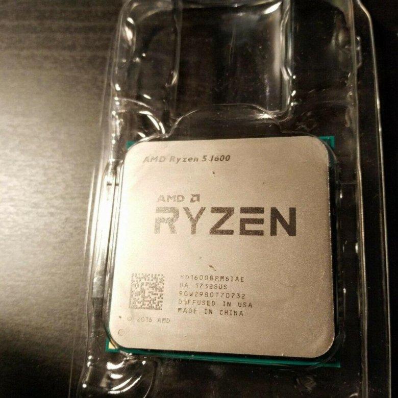 Ryzen 5 1600 Used