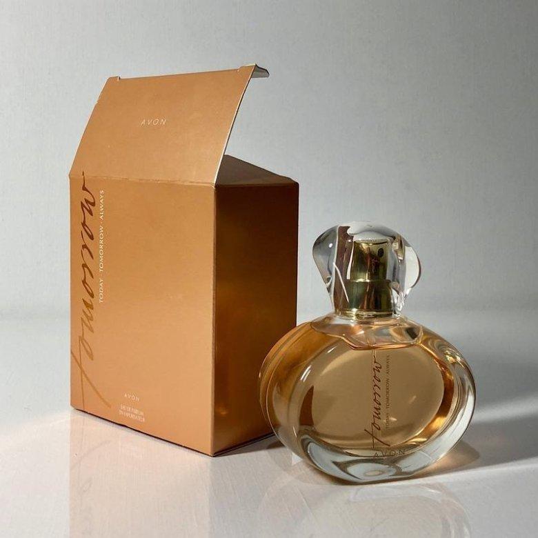 tomorrow parfum avon