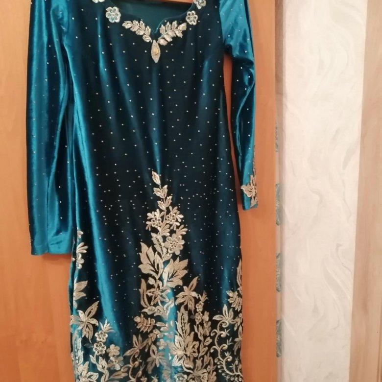 Таджикское Платье Купить В Москве