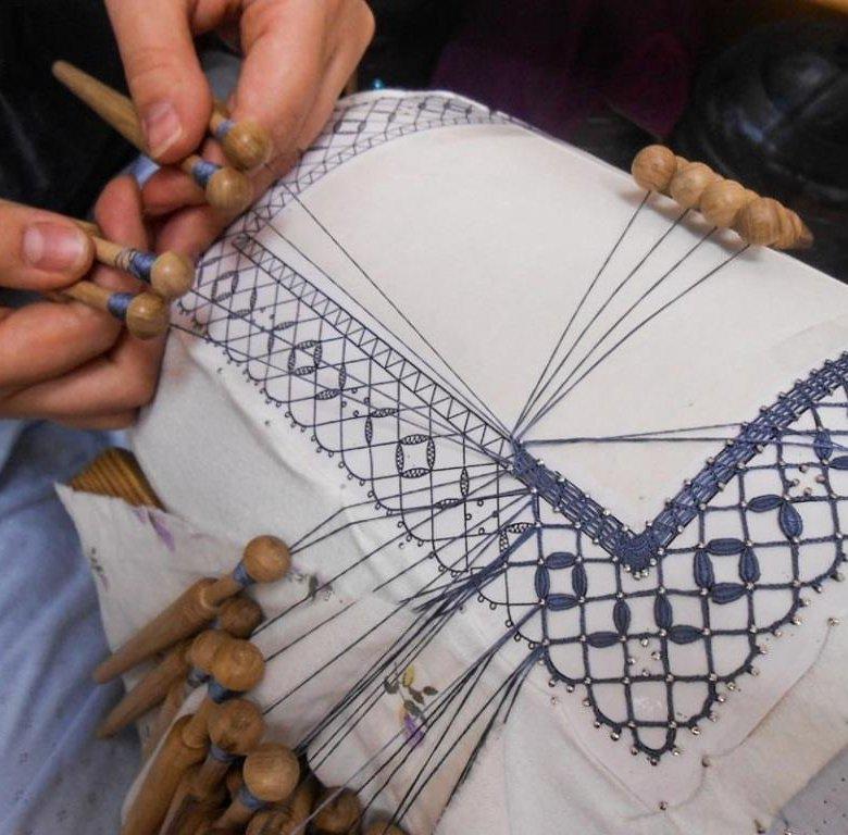 это плетение кружев на коклюшках картинки последнее время