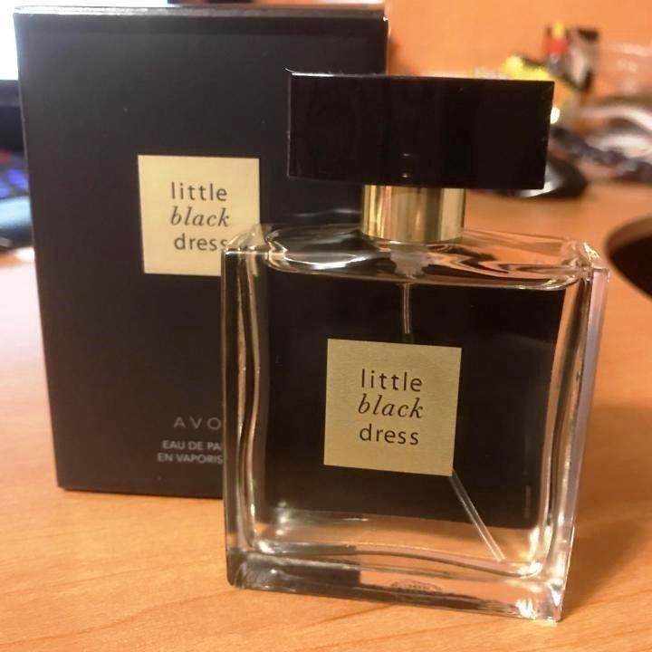 Little black dress туалетная вода цена купить косметика debon