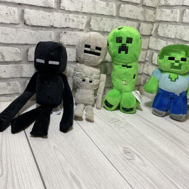 купить игрушки майнкрафт в красноярске #10