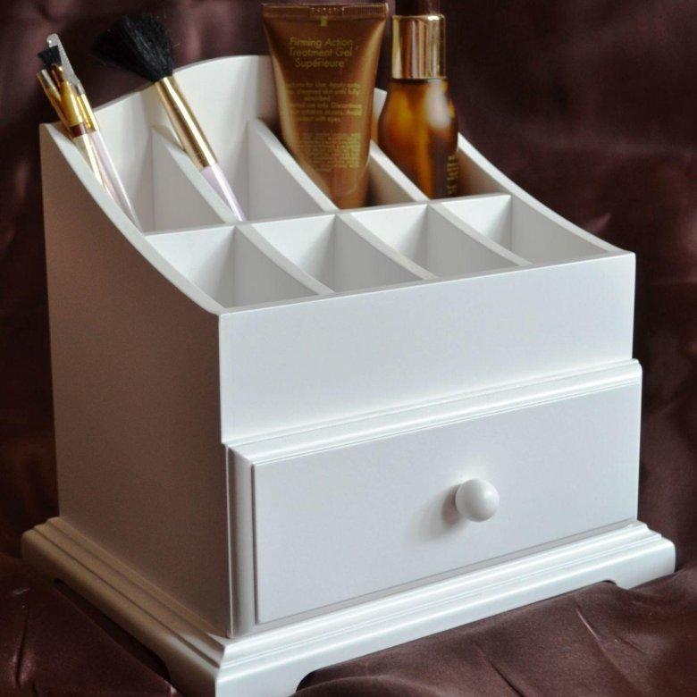 Деревянный комодик для косметики купить avon тональный крем luxe роскошь кашемира