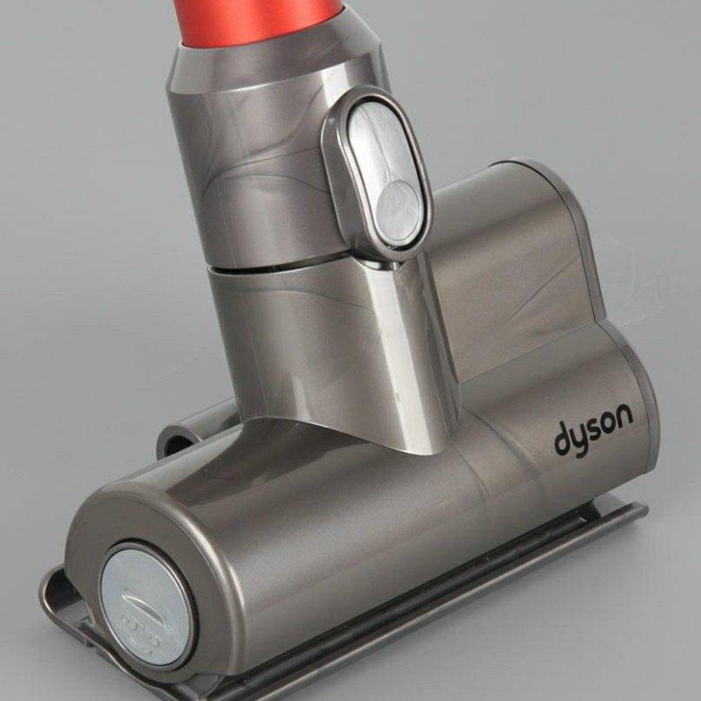 Мини электрощетка для dyson v6 увлажнитель дайсон м10
