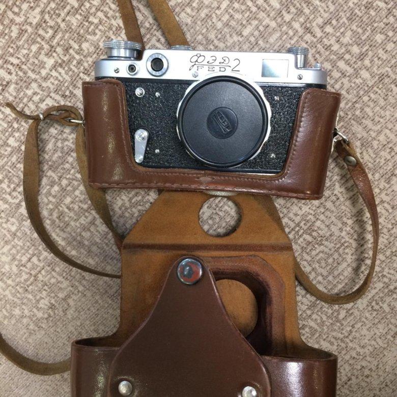 цветоводы фотоаппарат фэд в чехле так