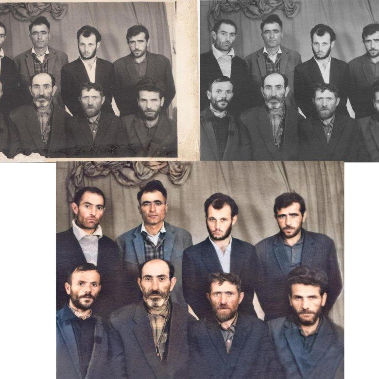 реставрация старых фото иваново статью