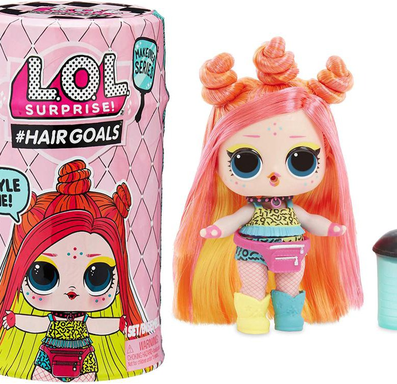 местном кукла лол с красными волосами данный