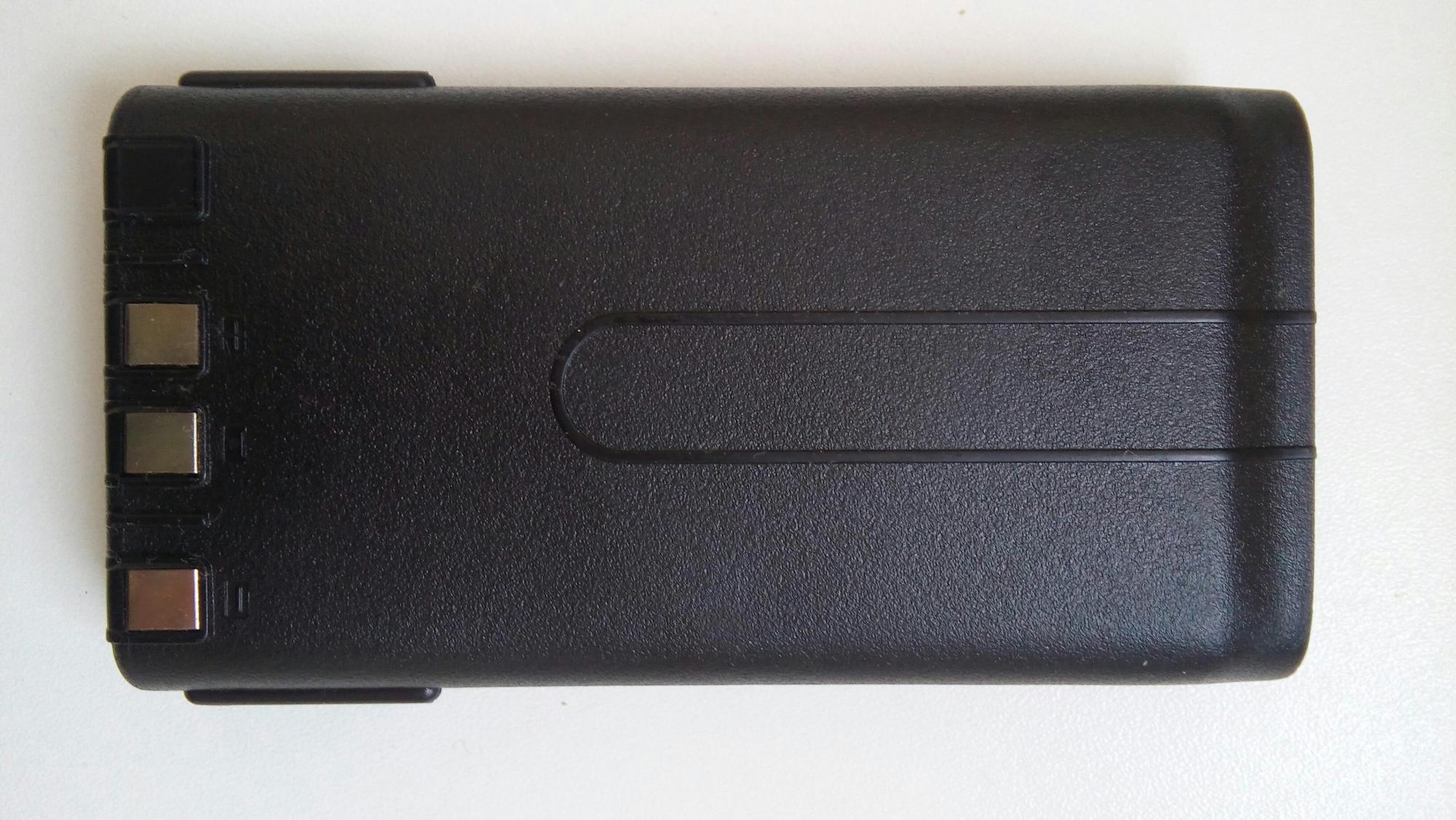Батареи KNB-15H 2100 мАч для рации. Новые в Самаре