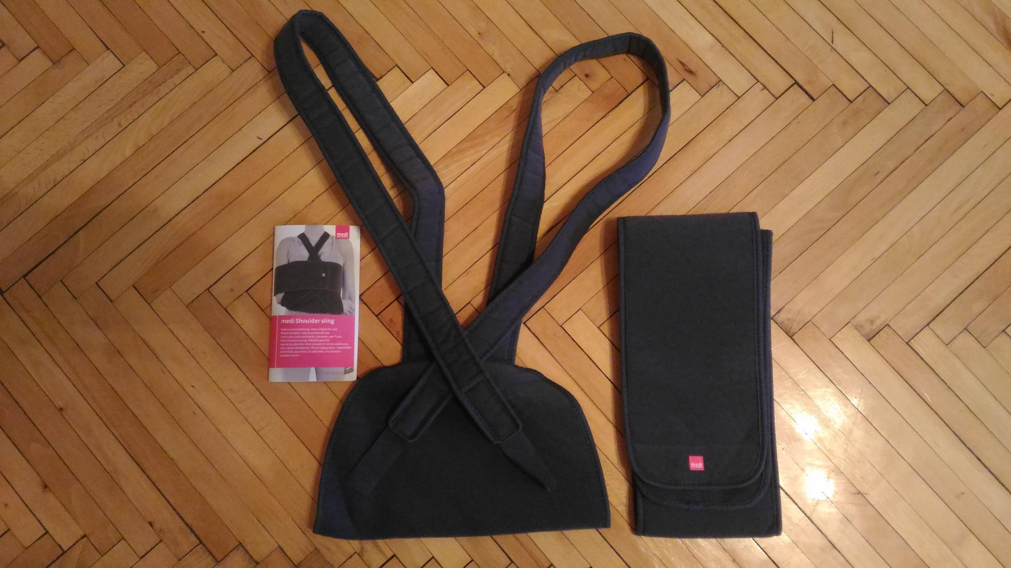 Бандаж для фиксации плечевого сустава (medi) купить 3