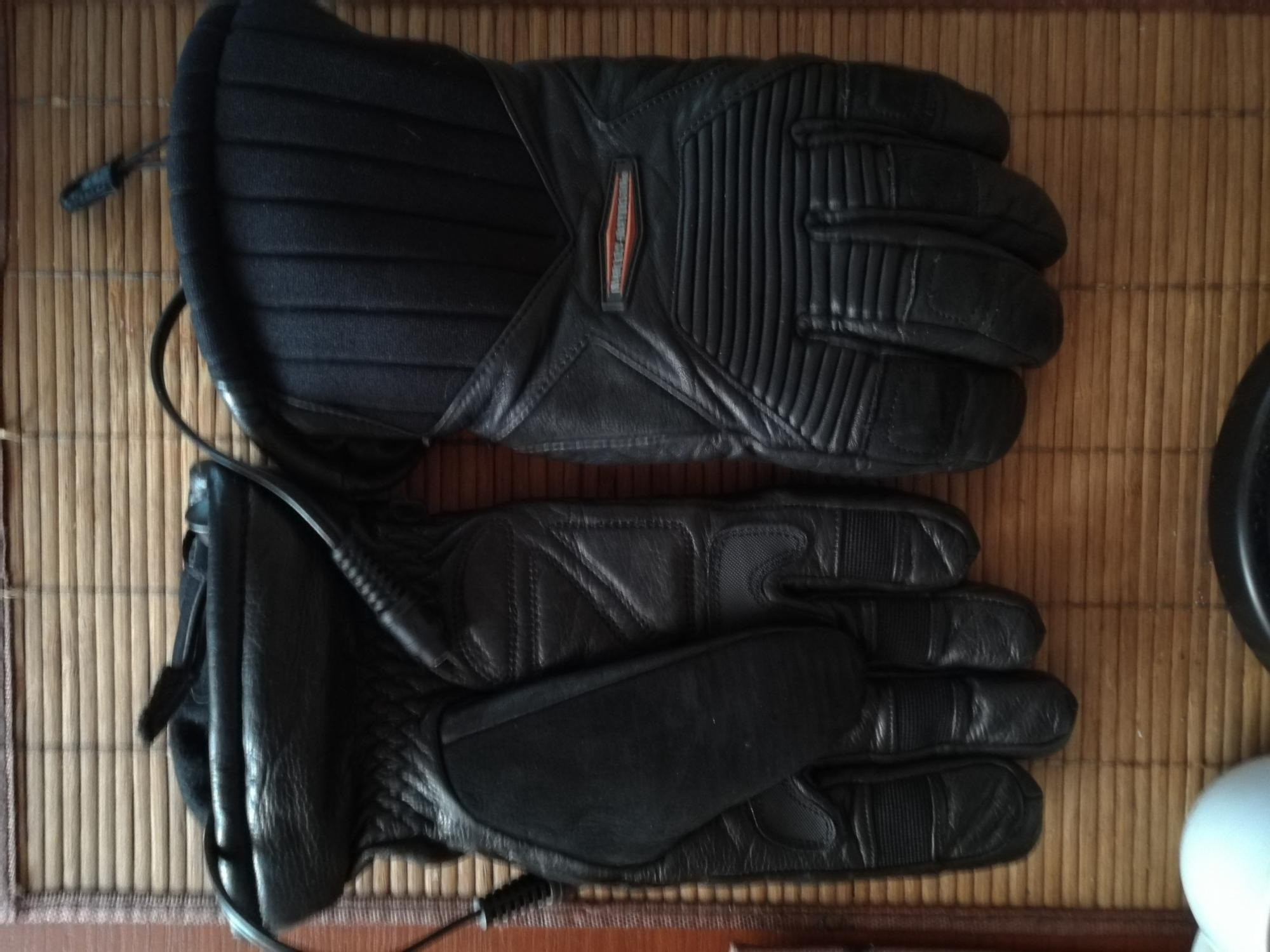 Перчатки Harley-Davidson