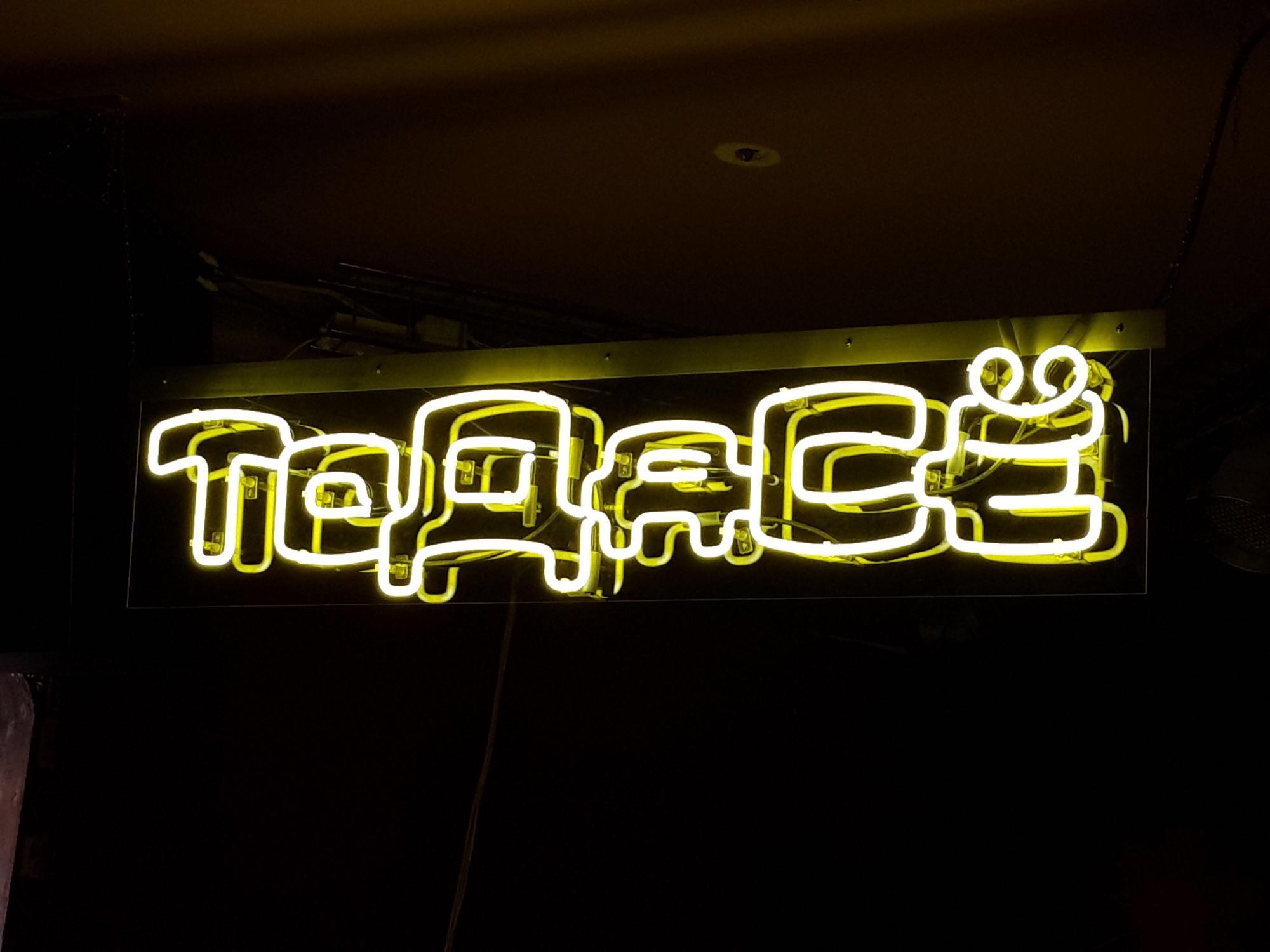 Неоновая вывеска для кафе, ресторана, магазина 89266156433 купить 4