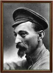 Портрет Феликса Дзержинского в рамке со стеклом. купить 2
