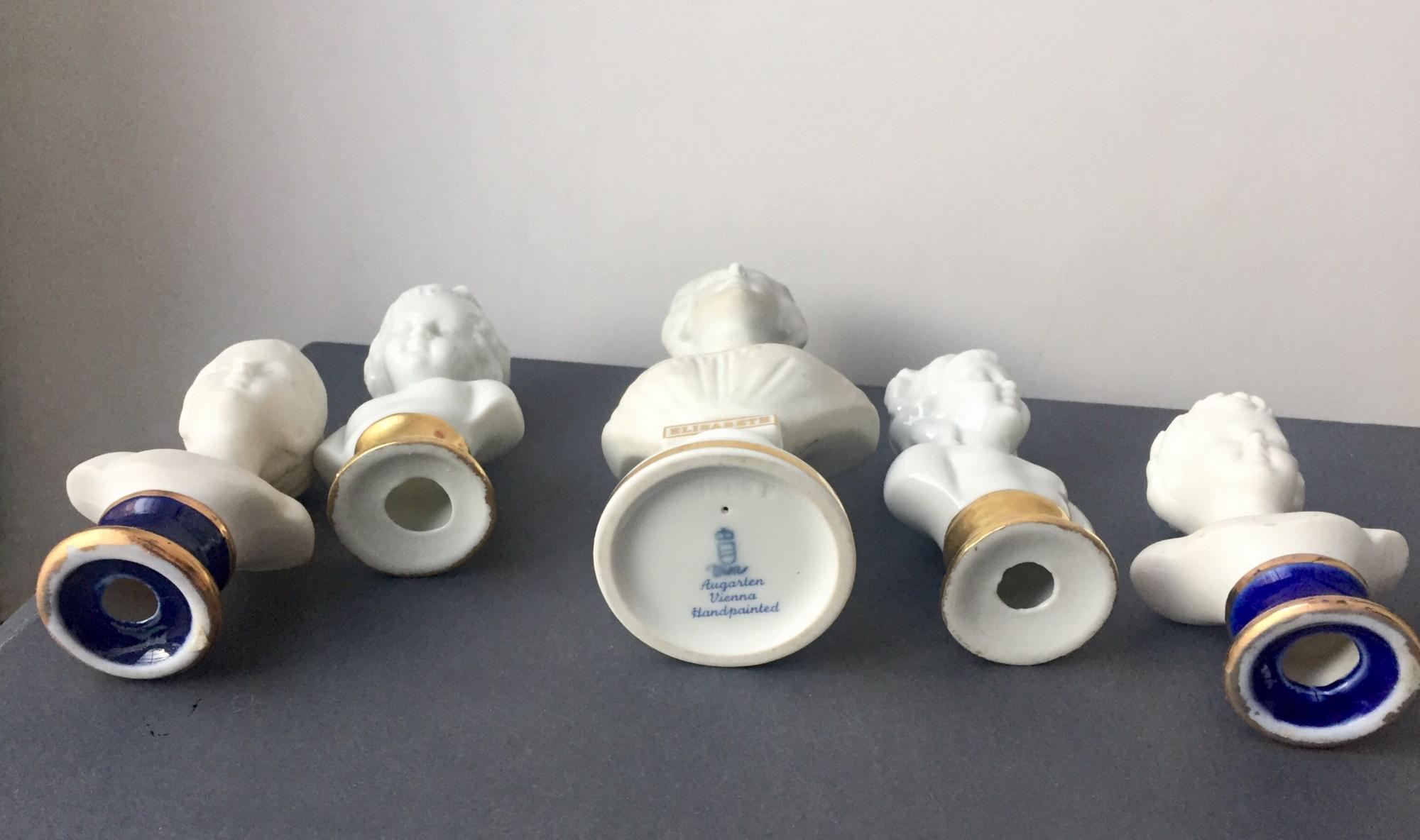 Статуэтки бюсты Фарфор коллекция 89858355070 купить 4