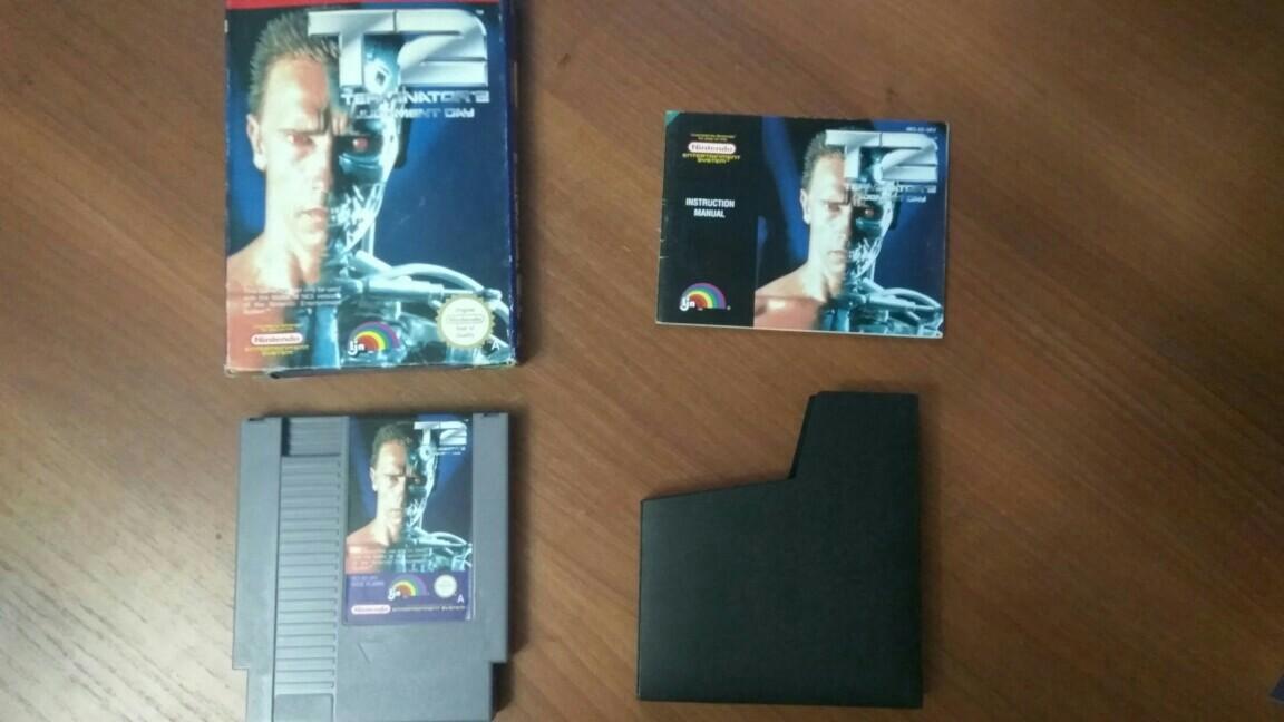 Terminator 2 Nes 89164673427 купить 2