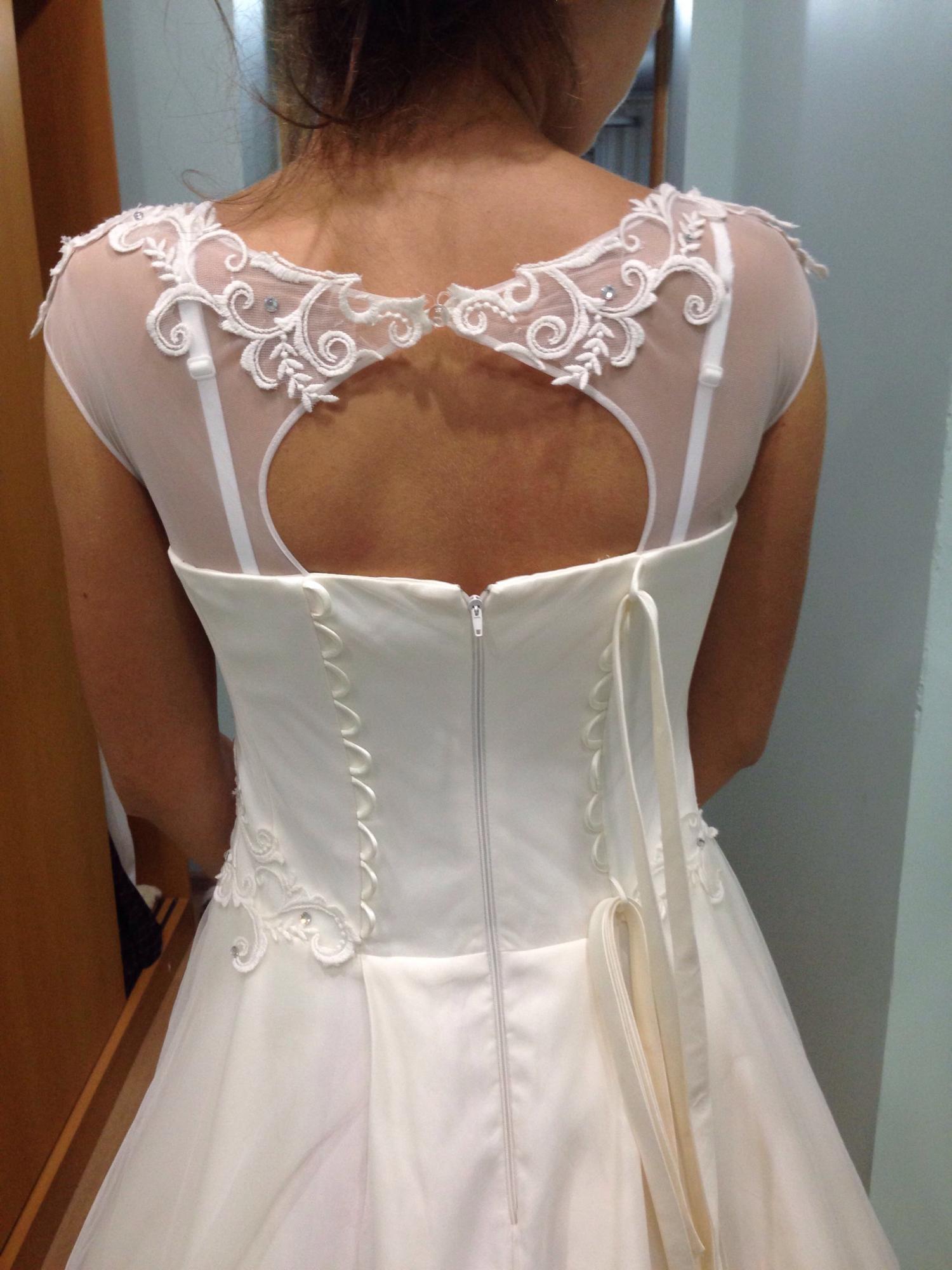 Свадебное платье, А-силуэт в Томилино 89060696848 купить 3