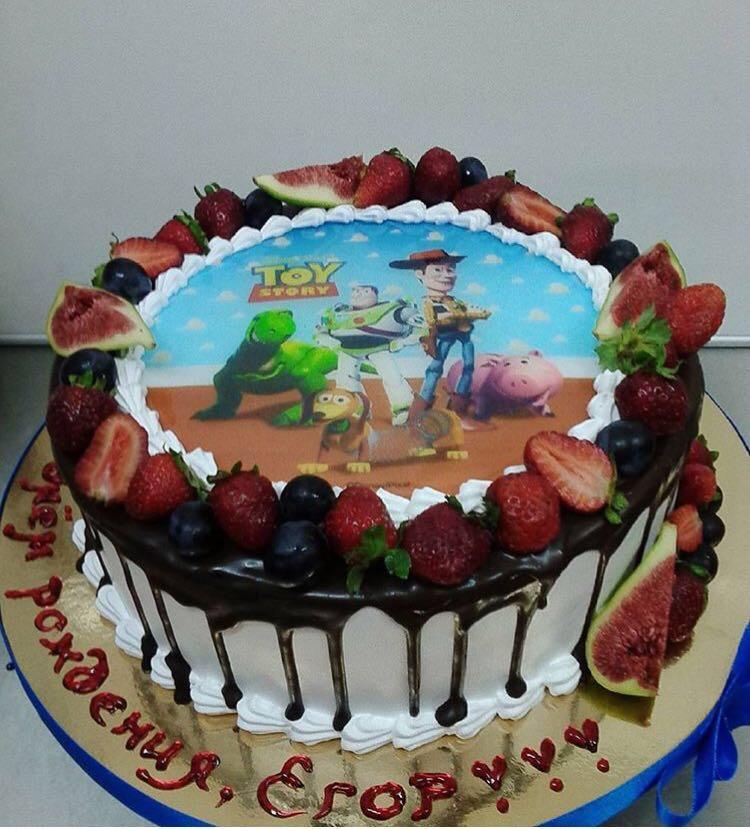 Фотопечать на торте съедобная картинки