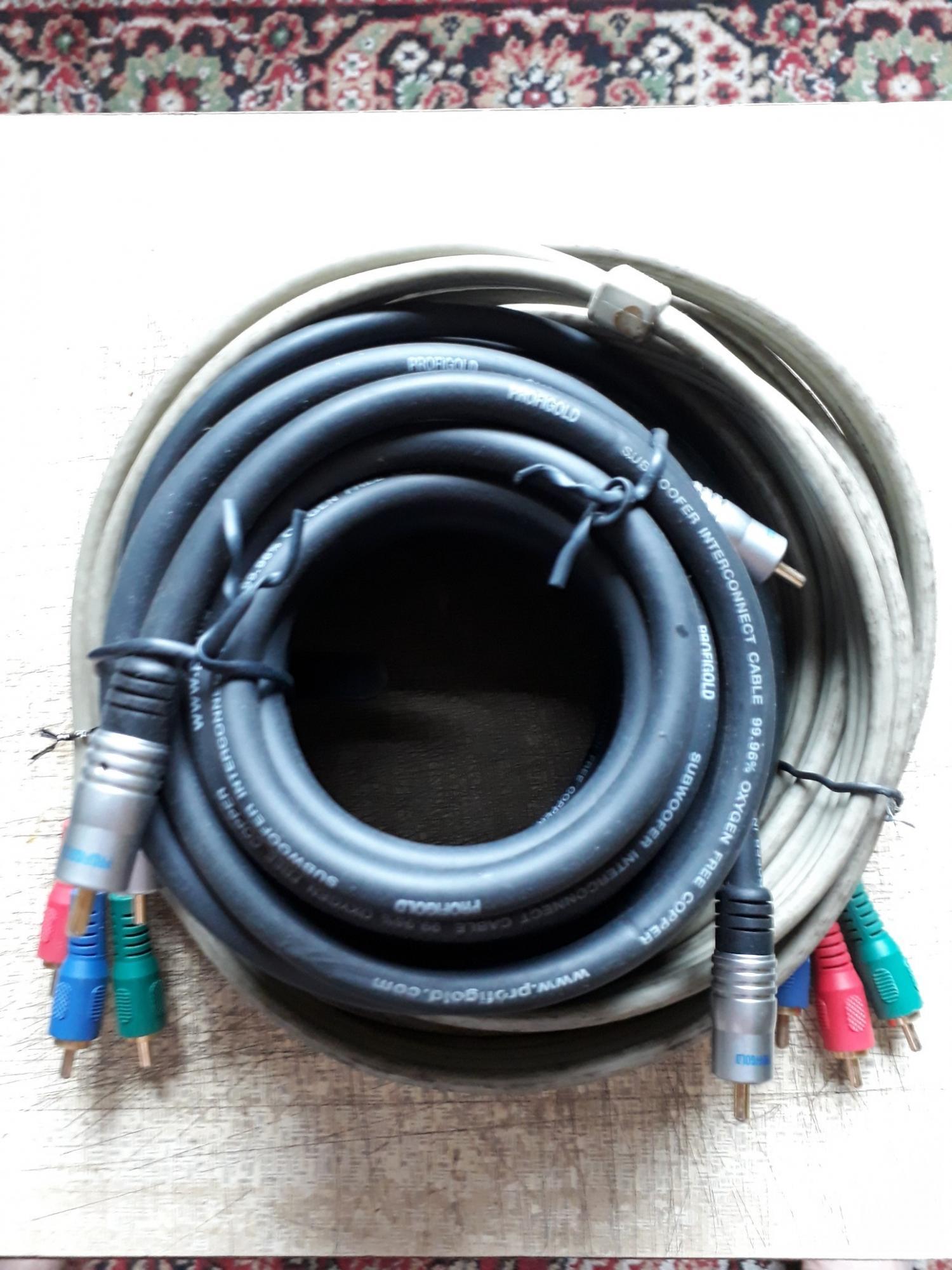 профиголд.аудио-видео кабель в Хабаровске 89622243733 купить 1