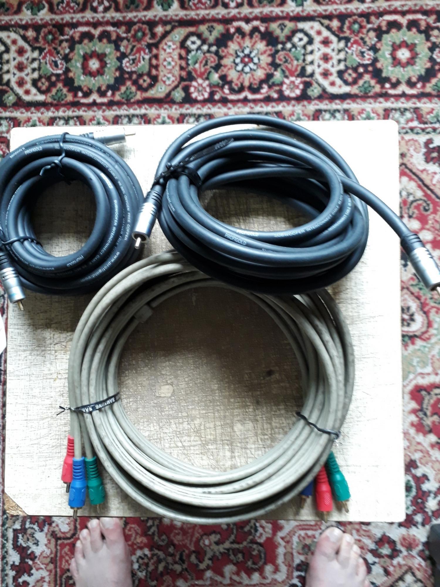 профиголд.аудио-видео кабель в Хабаровске 89622243733 купить 2