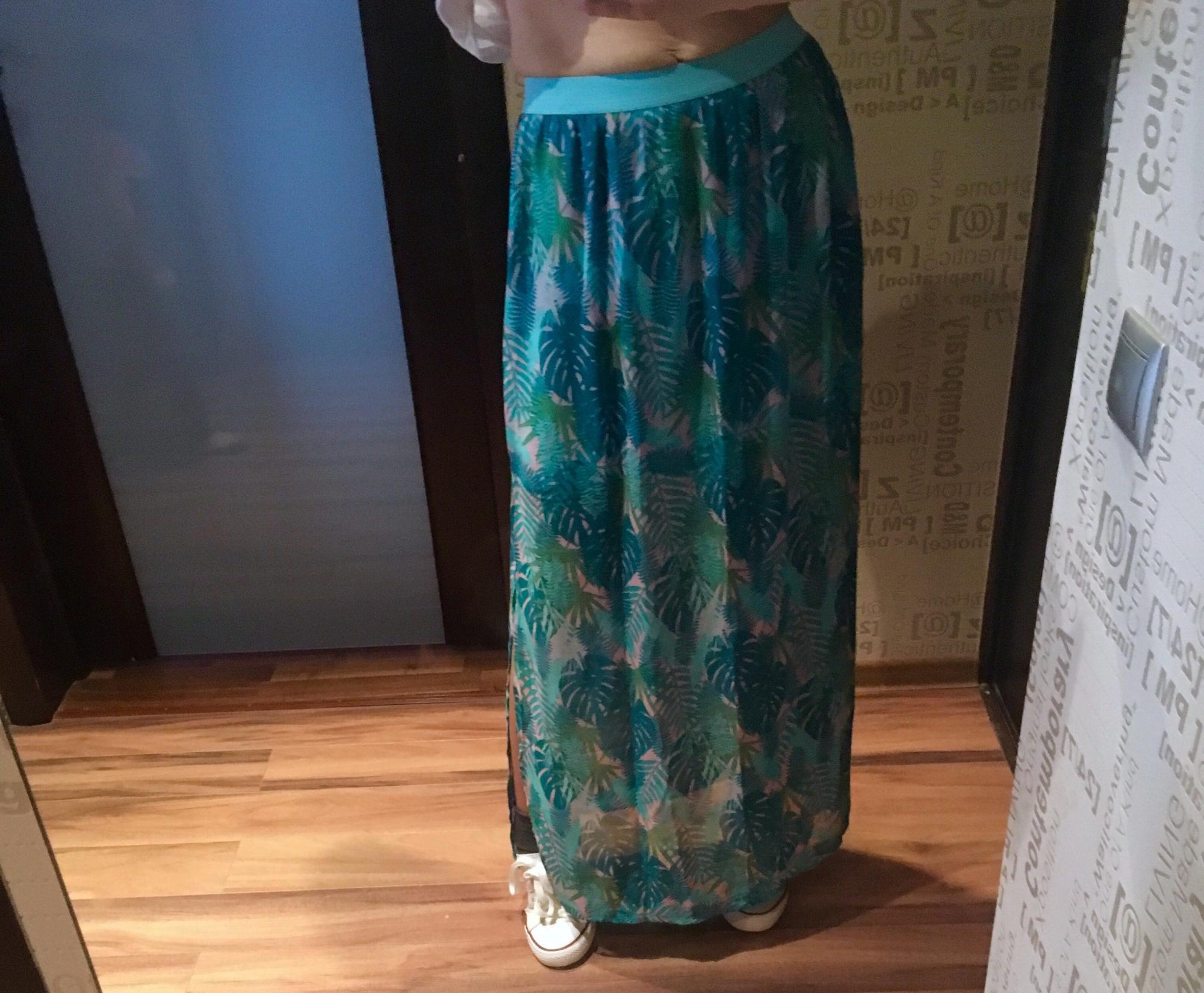 Новая юбка макси 89853087723 купить 1