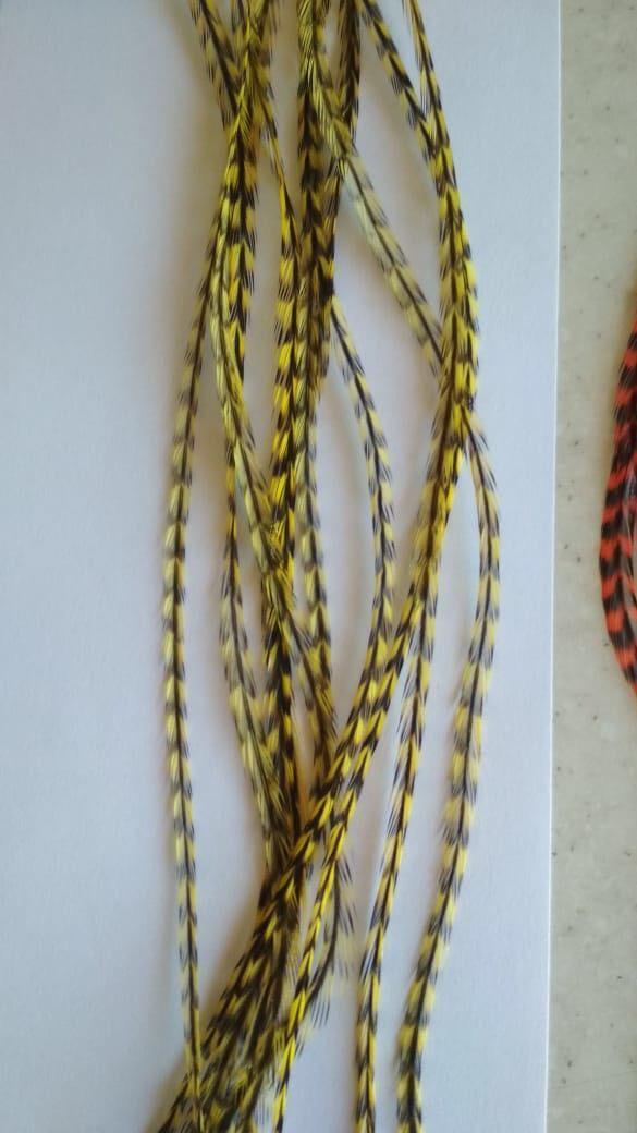 Перья для вязания мушек 89990257376 купить 1
