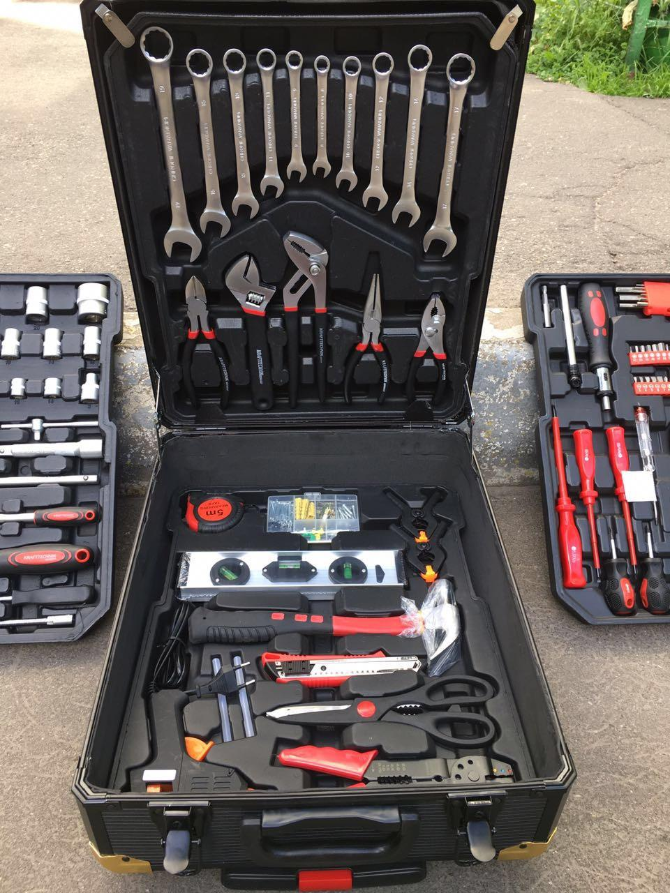 Инструмент krafttechnik 188 предметов 89998549374 купить 3
