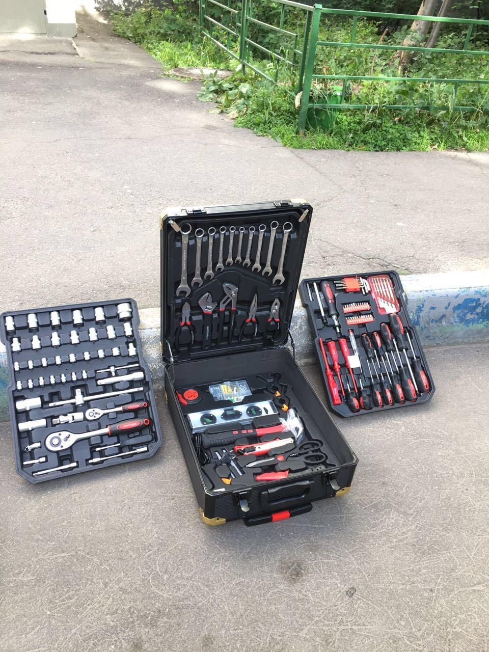 Инструмент krafttechnik 188 предметов 89998549374 купить 2