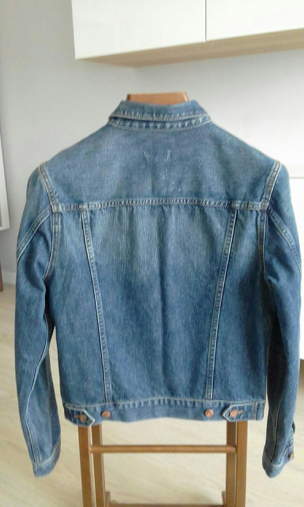 Куртка джинсовая 89035605248 купить 2