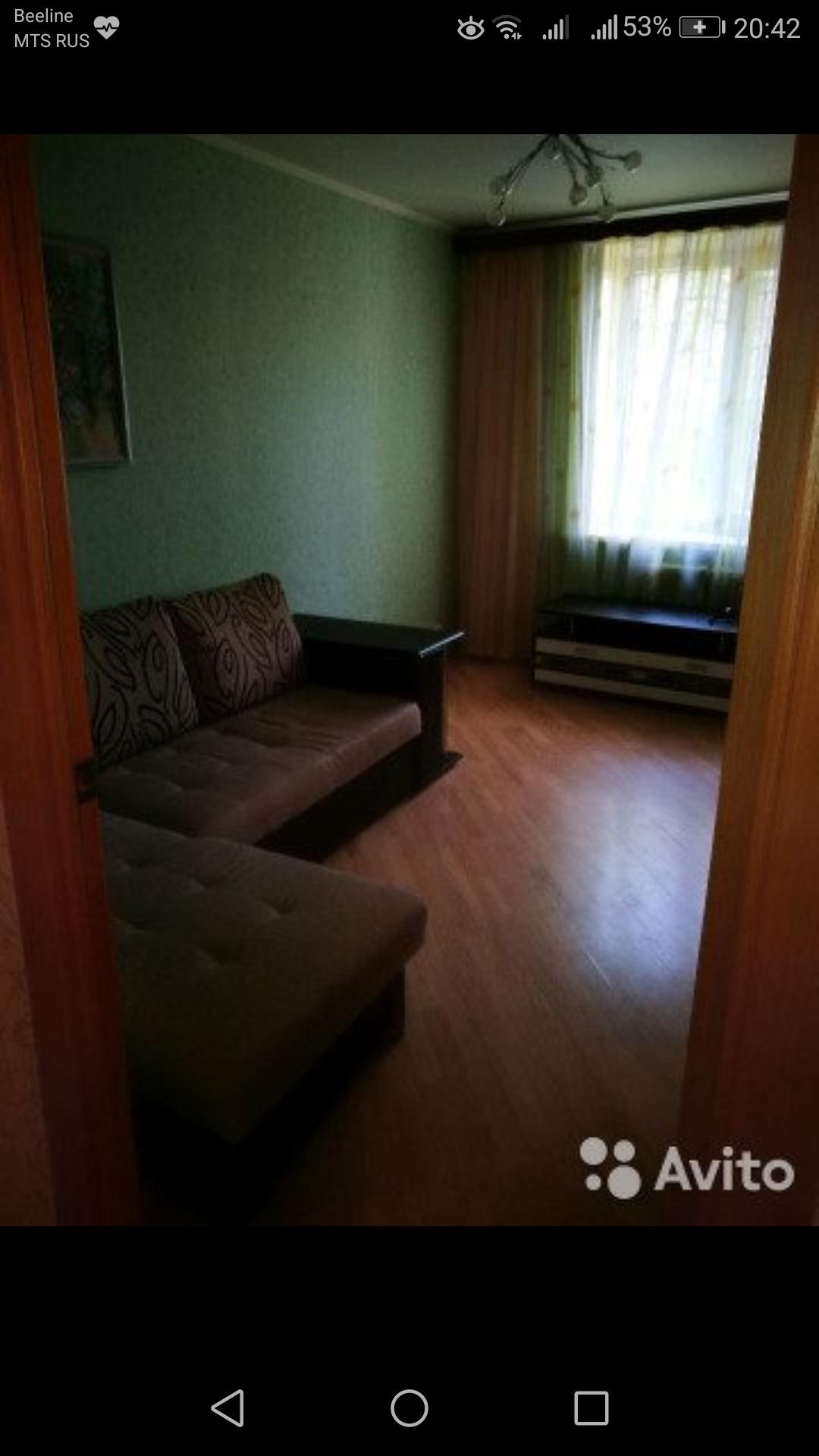 Квартира, 3 комнаты, 57.6 м² в Мытищах 89030184441 купить 2