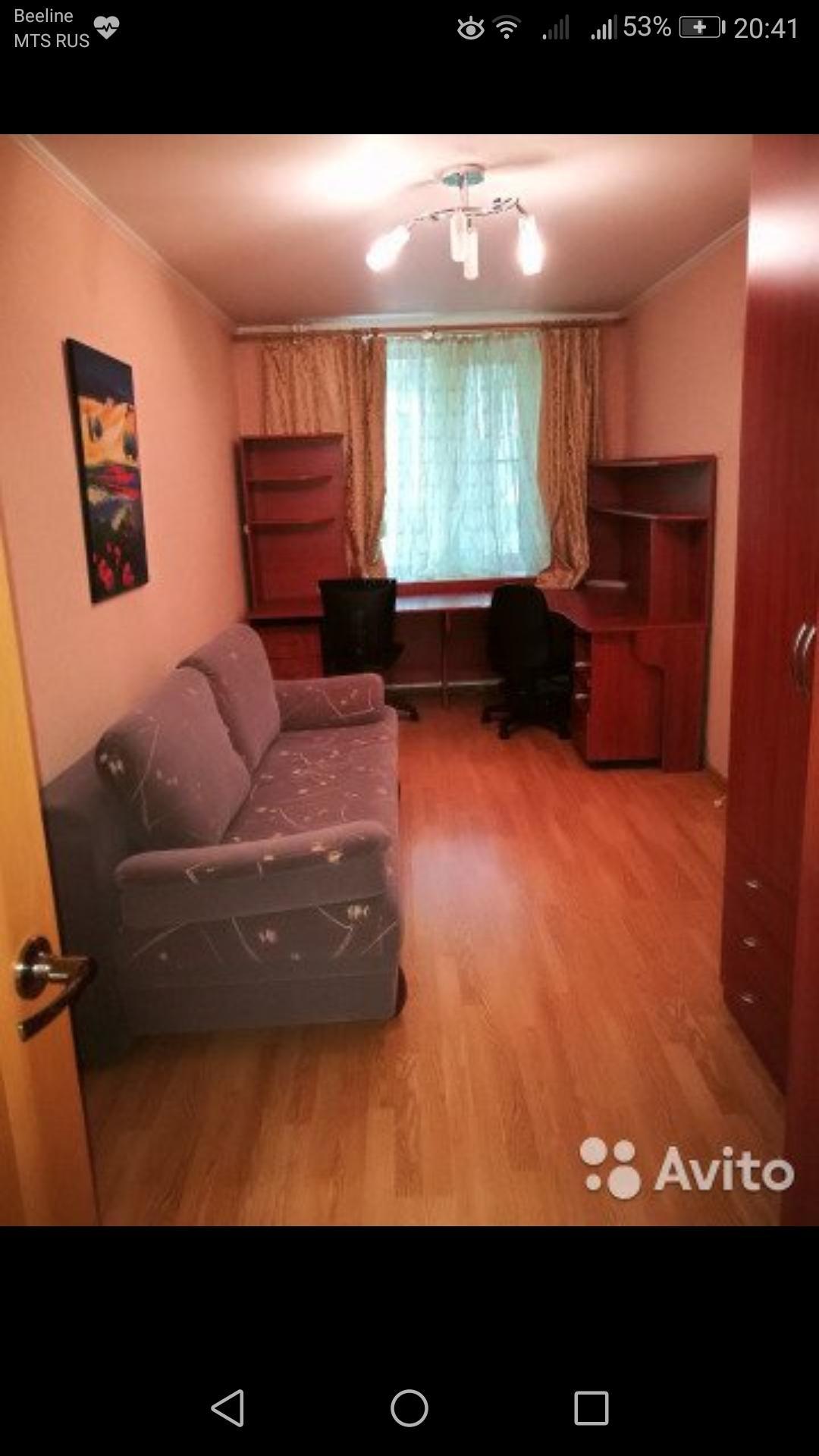Квартира, 3 комнаты, 57.6 м² в Мытищах 89030184441 купить 5