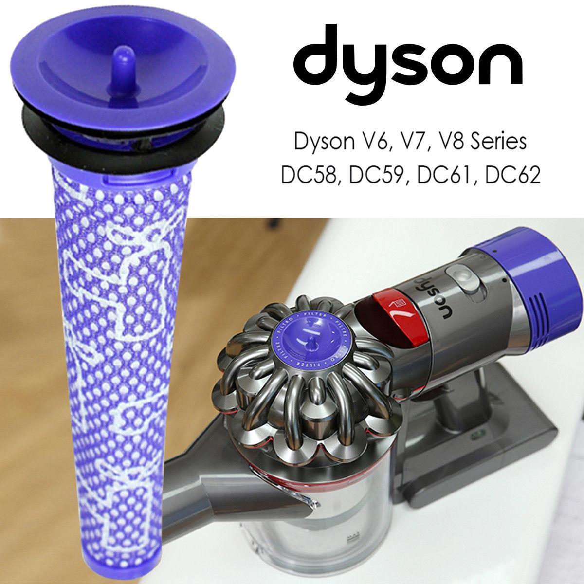 Купить фильтра для пылесоса дайсон как разобрать пылесос дайсон v6