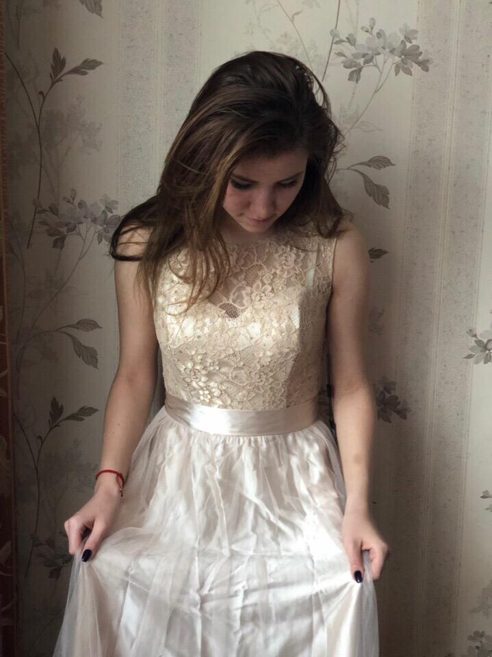 Платье на торжественное событие