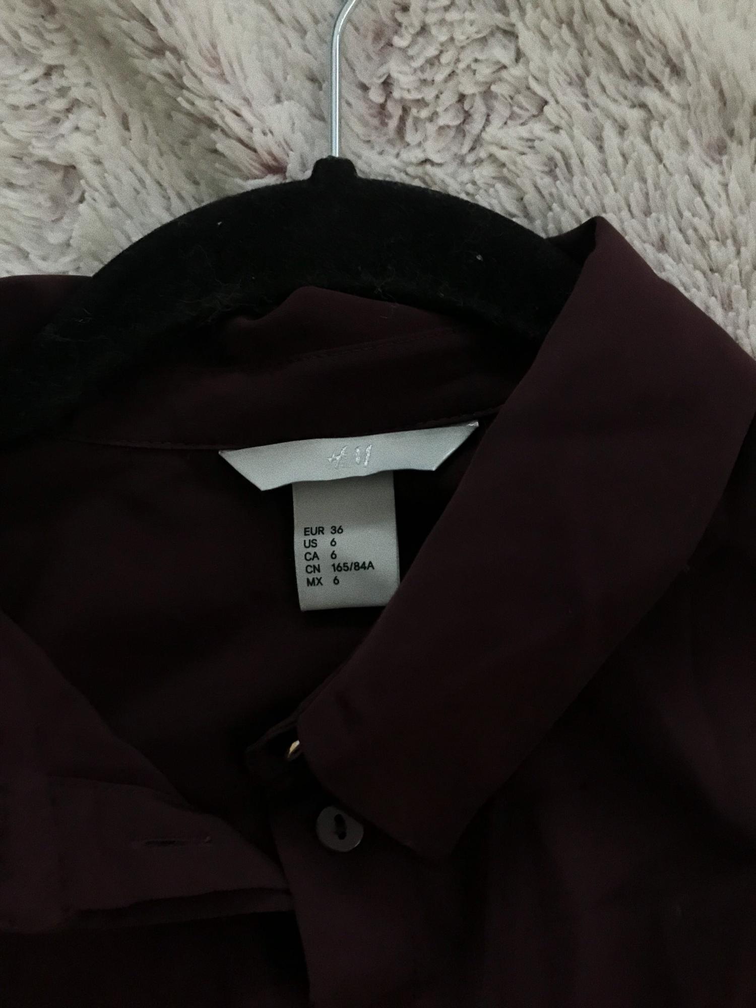 Бардовая, классическая рубашка в Тюмени 89068864725 купить 2