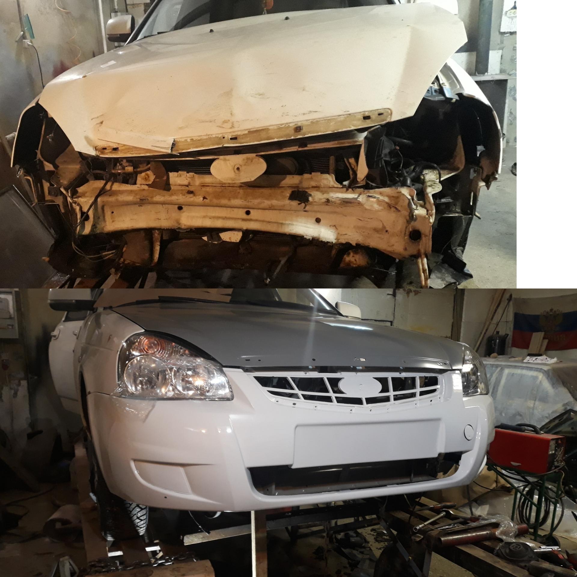 Кузовной ремонт сварочные работы в Пензе купить 2