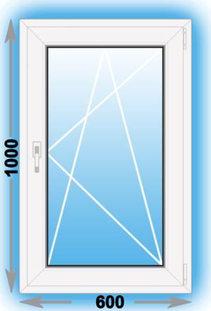 Готовое окно 600x1000 в Москве 89253899134 купить 1