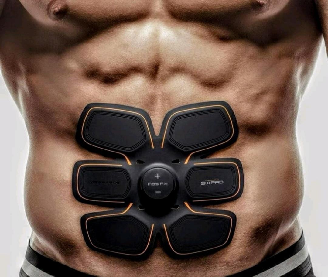 Пояс для похудения пресса миостимулятор