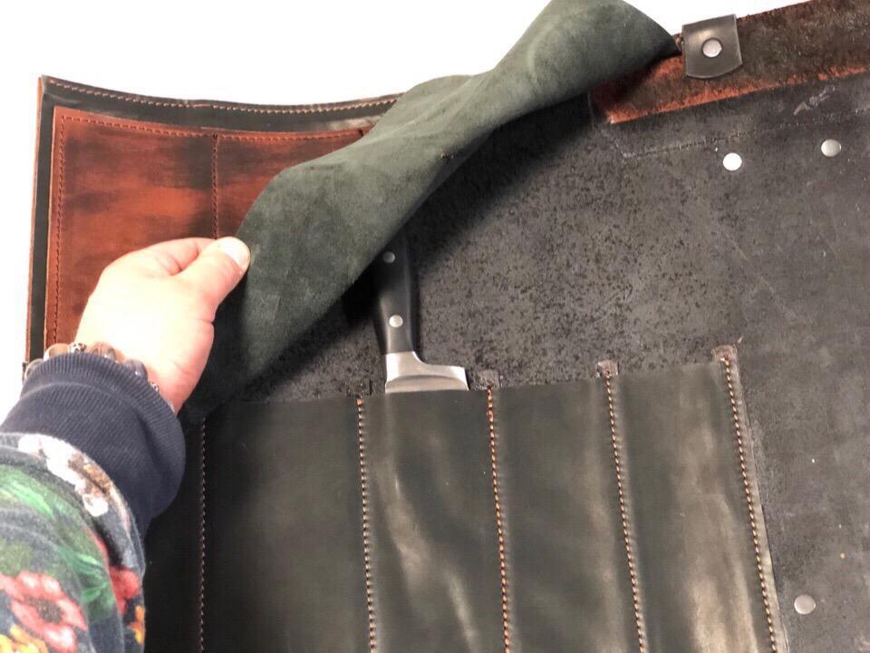Ножны сумка скрутка для ножей в Москве 89153364433 купить 1