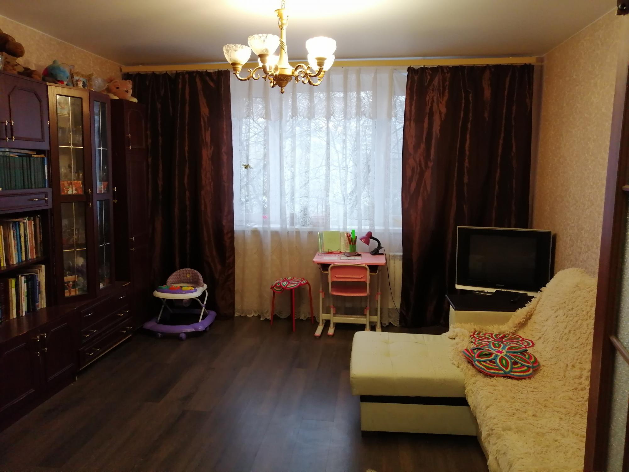 Квартира, 4 комнаты, 7.8 м²